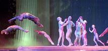 Cirque du Soleil em Las Vegas