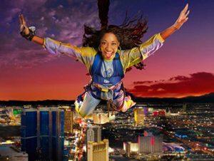SkyJump em Las Vegas