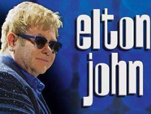 Ingressos para Elton John em Las Vegas