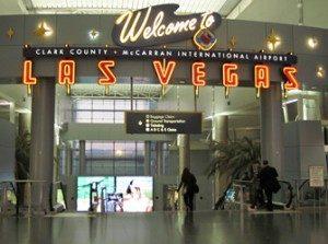 Passagens para Las Vegas