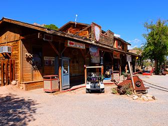 Passeio a Cavalo no Red Rock Canyon em Las Vegas - Bonnie Springs Ranch