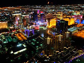 Passeios de Helicóptero em Las Vegas - Hotéis