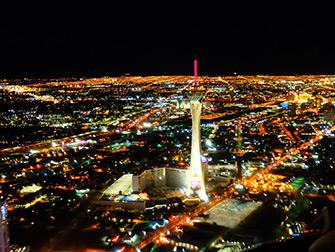 Passeios de Helicóptero em Las Vegas - Stratosphere Tower