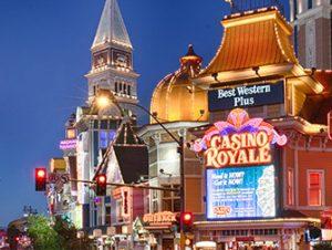 Hotel Casino Royale em Las Vegas