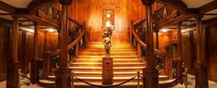 Museu Titanic em Las Vegas