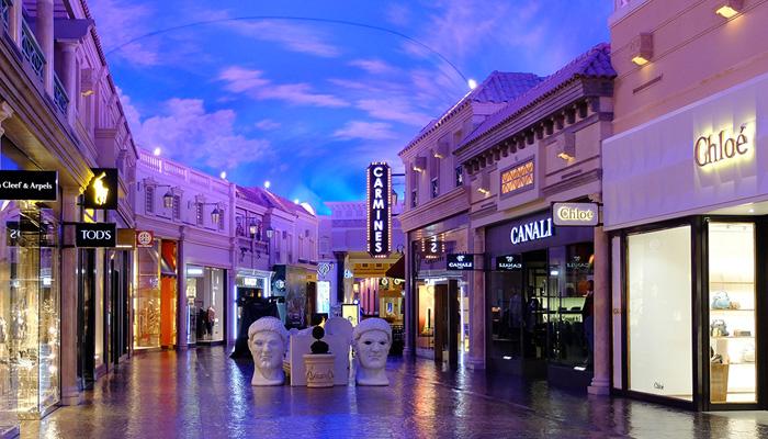 The Forum Shops at Caesars - Lojas