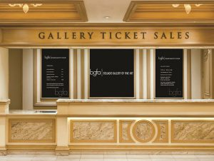 Bellagio Gallery of Fine Art em Las Vegas