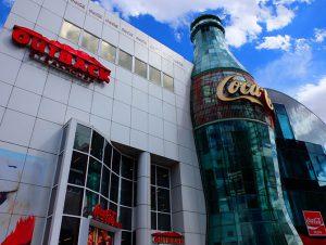 Coca-Cola Store em Las Vegas