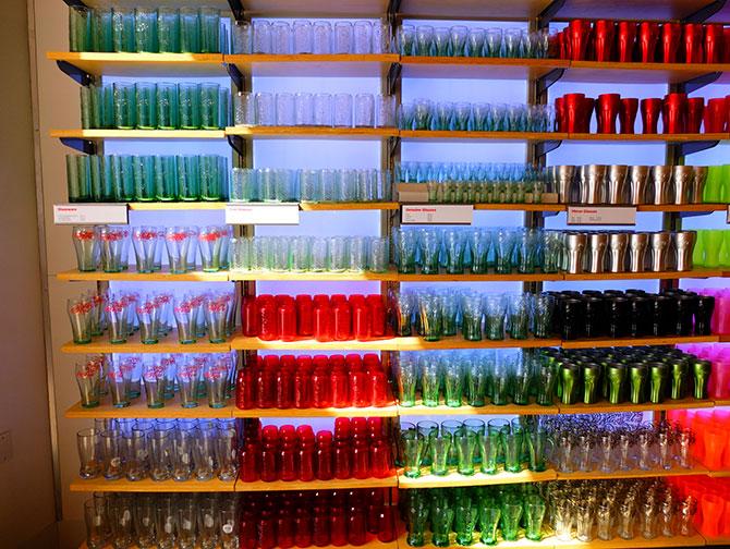 Coca-Cola Store em Las Vegas - Produtos