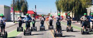 Tour de Segway em Las Vegas
